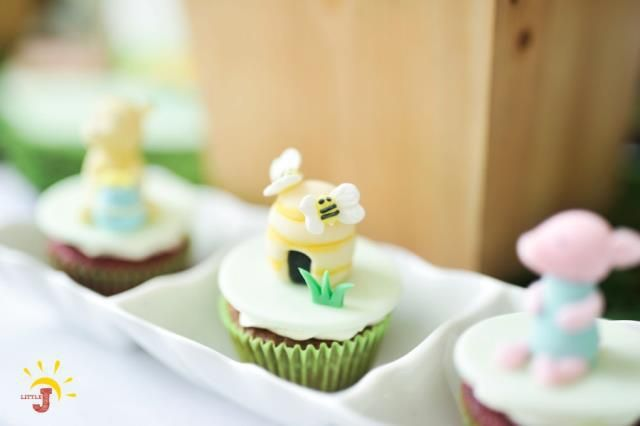 Vera's Winnie the Pooh Themed Party – Sweets