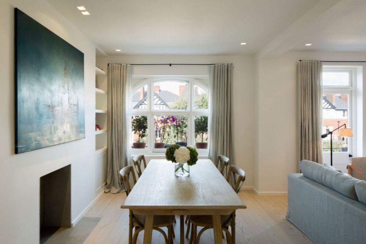 eetkamer modern appartement | Huiskamer | Pinterest