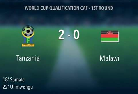 Hot News Tanzania Kumbe Na Sie Tupo Juu Eeeh Tanzania Dr Congo World Cup