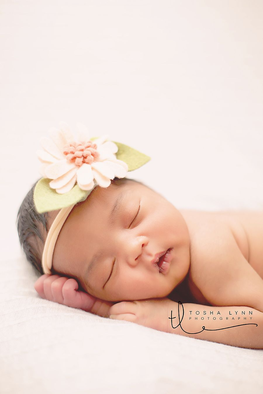 Baby athena elk grove newborn photographer tosha lynn photography