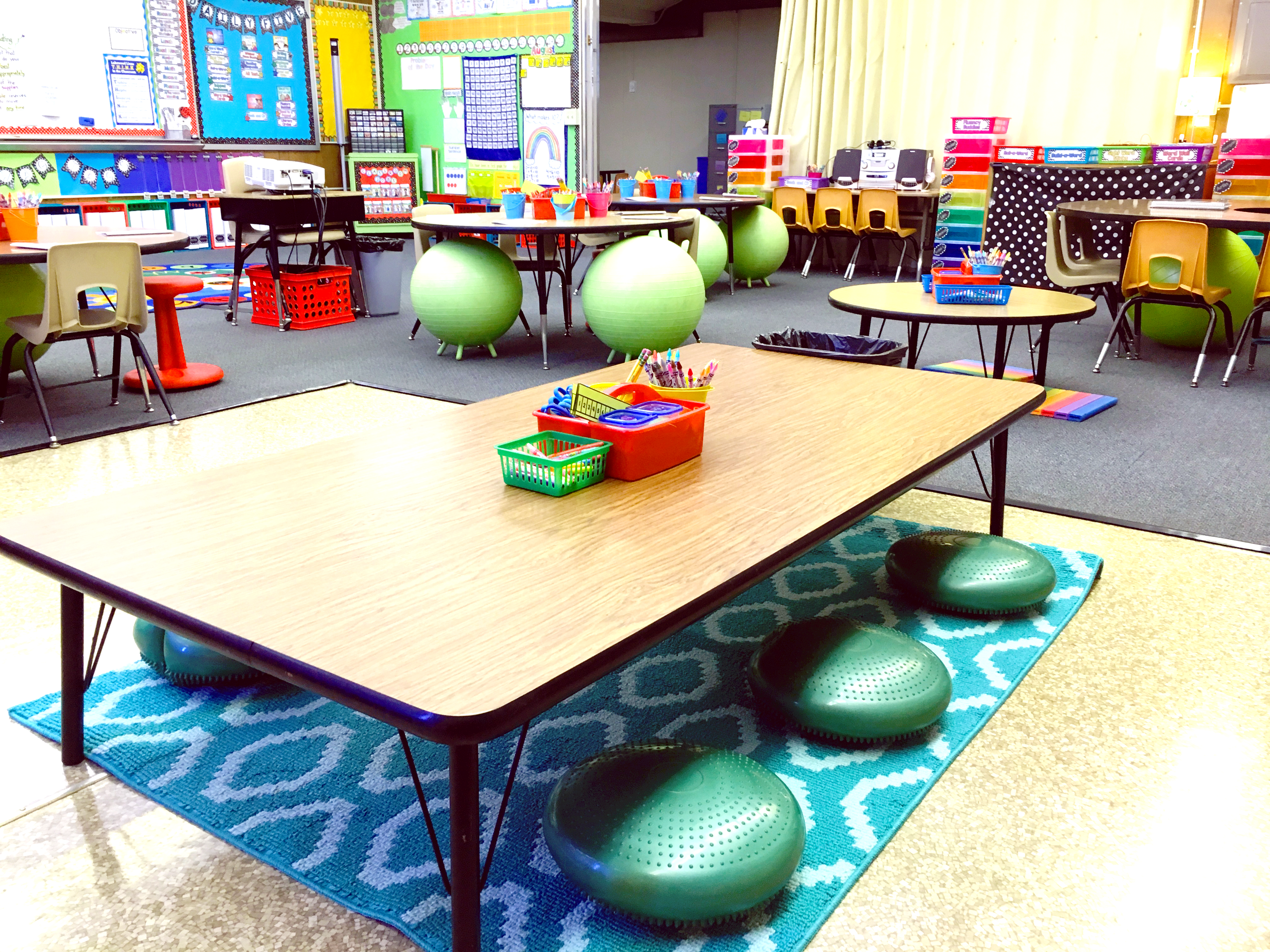 Flexible Seating Miss Snable S First Grade Learning Spaces