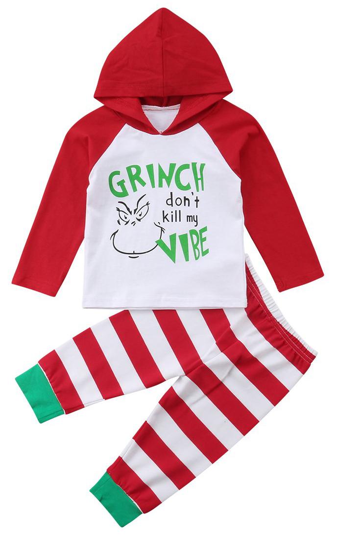 92d80ae81 Christmas Grinch Set