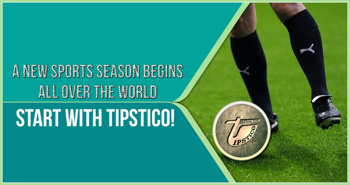 A New Sports Season Begins Start with Tipstico Buy