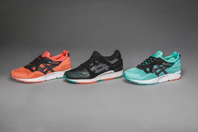 Asics Miami Pack 1 Asics Gel Lyte New Sneaker Releases Sneaker