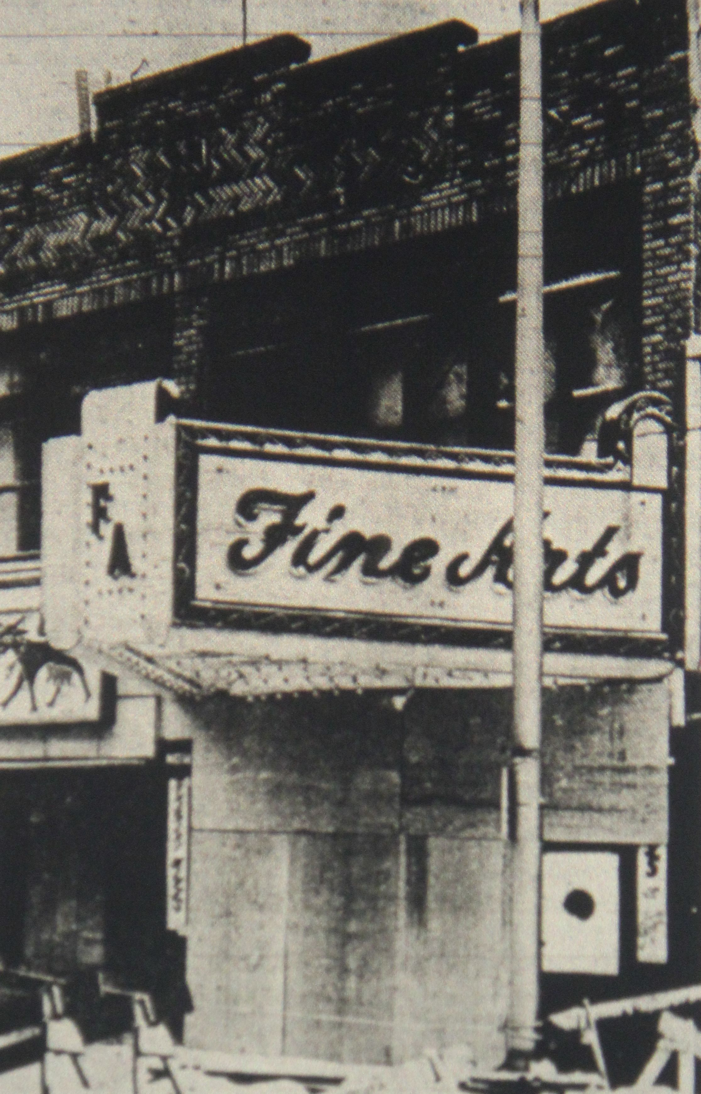 fine arts theater in passaic nj 1970 the first