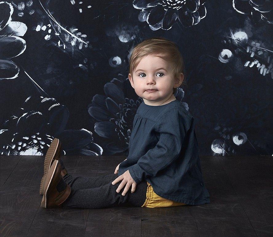 MarMar Cph Tuss Solid Mallard Blue | Barneklær på nett 0-8 år-Velkommen til Min Lille Skatt.