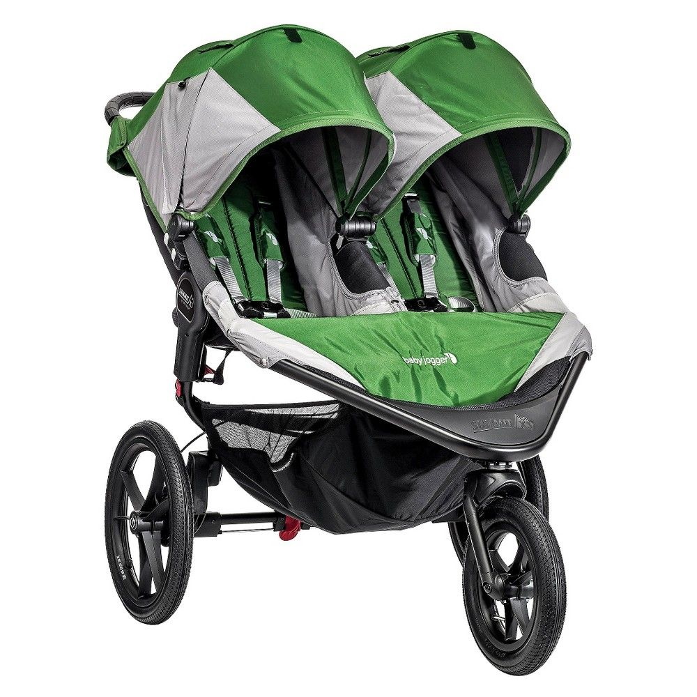 Baby Jogger Summit X3 Double Double jogging stroller