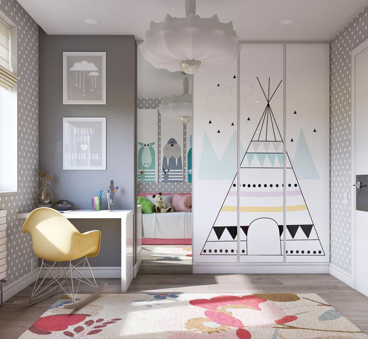 bedroom design for young girls. 7 Beautiful Examples To Help You Design A Room For Young Girl Bedroom Girls N