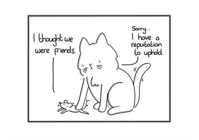 These Heartbreaking And Hilarious Cartoons Will Make You Laugh And - 20 heartbreaking doodles that will have you laughing and then crying