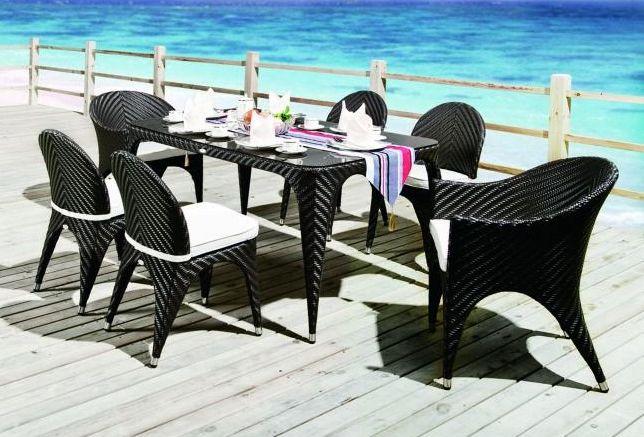 venezia collection capitello outdoor dining set outdoor style