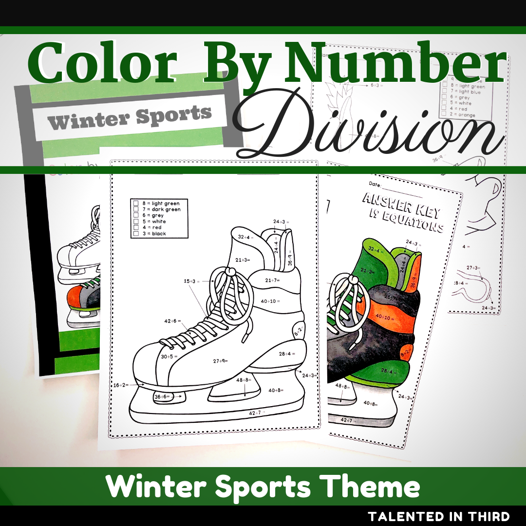 Division Winter Activities