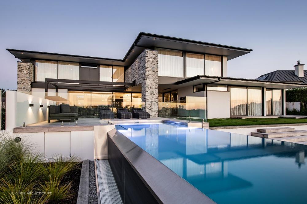 Nau Mai House Living The Dream By O Neil Architecture Architecture House Pool Houses
