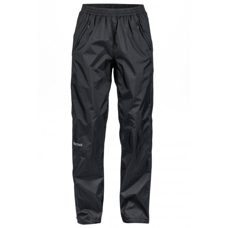 Pantaloni Hiking Femei Marmot PreCip Full Zip Negru