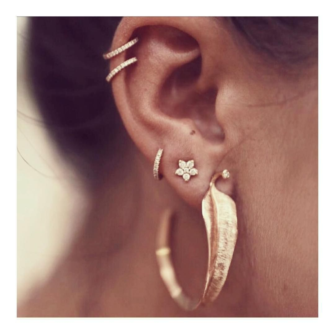 Nose stud without piercing  The Jewellery Room sur Instagram  Earring GOAL  by always