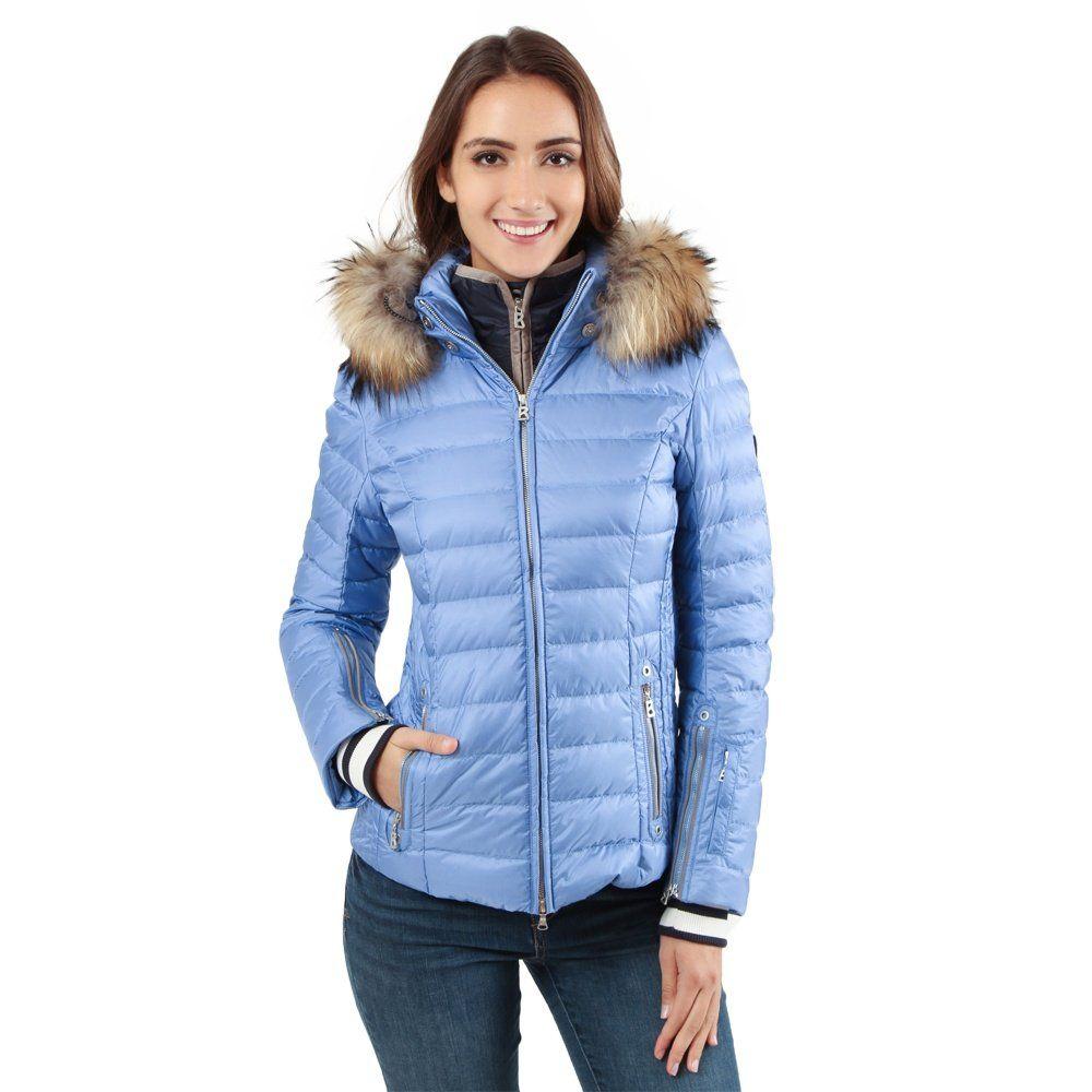 Bogner KellyD Down Fur Ski Jacket (Women's) Peter Glenn