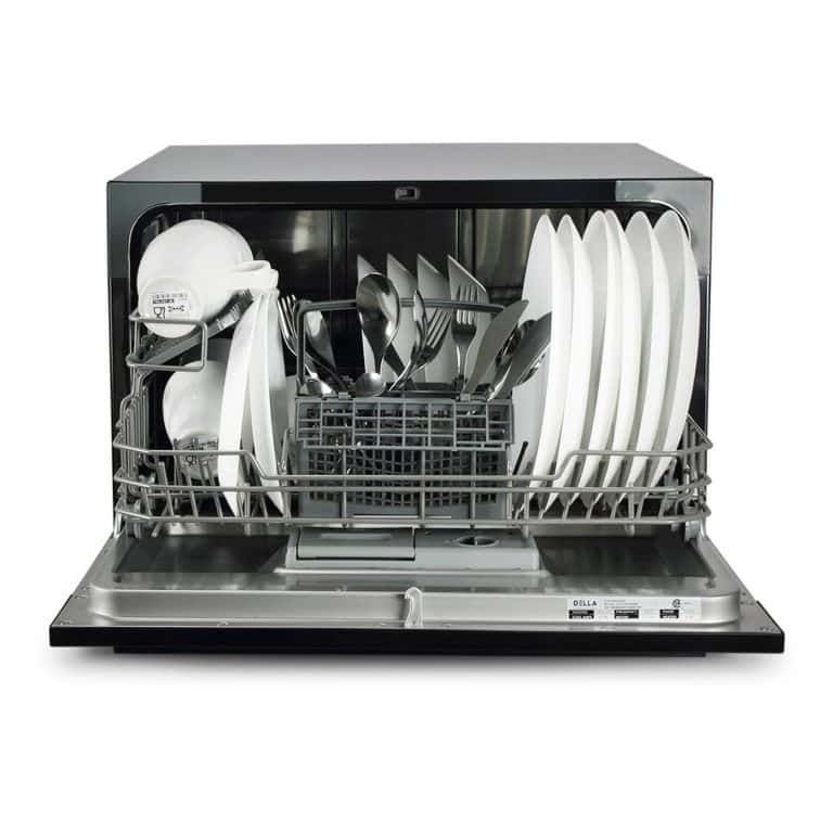 Top 10 Best Countertop Dishwashers In 2020 With Images Small