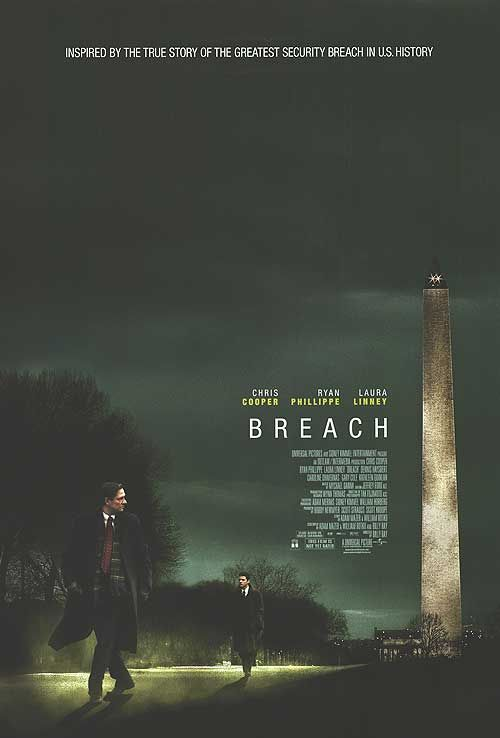 Breach Movie Posters At Movie Poster Warehouse Movieposter Com Movie Posters Film Movie Cinema Movies
