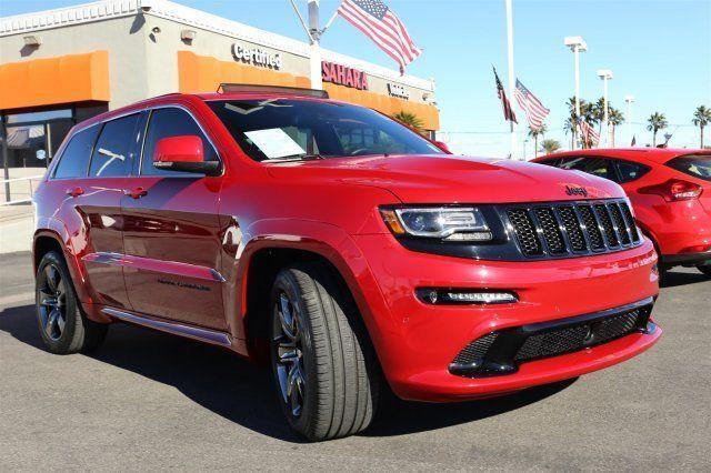 2015 Jeep Grand Cherokee SRT Sahara Jeep Born Bad