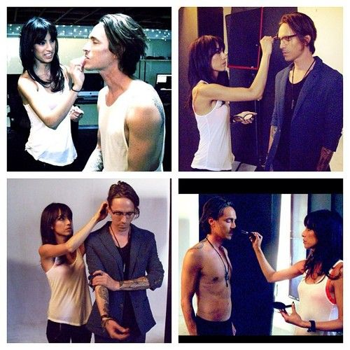 Brandon Boyd - April 2013 Margaux Brooke Shooting for Ben Cope's project