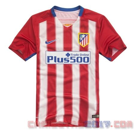 Camiseta Atletico Madrid 2015 2016 primera