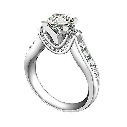 Custom Ringe Adisaer Ring 925 Sterling Silber Damen Vier Schmuck