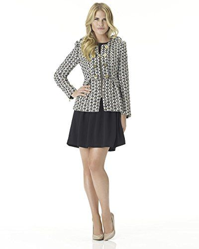 Our Rachel Boucle Jacket is one of the most chic items we are
