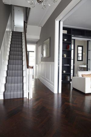Victorian hallway uk home design ideas renovations  photos also best interiors images on pinterest future house rh