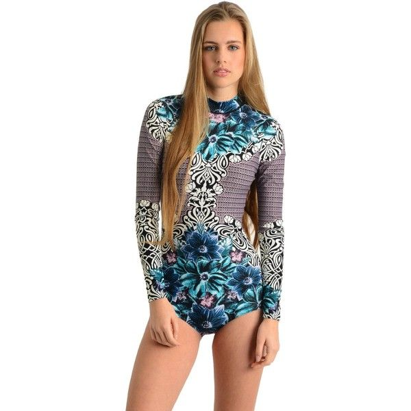 O'Neill Women's Hybrid Glamour One Piece Swimsuit   Trendy summer outfits, Full coverage ...