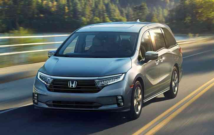 2022 Honda Odyssey All New Odyssey Refresh Preview Honda Usa Cars In 2020 Honda Odyssey Honda Crv Honda