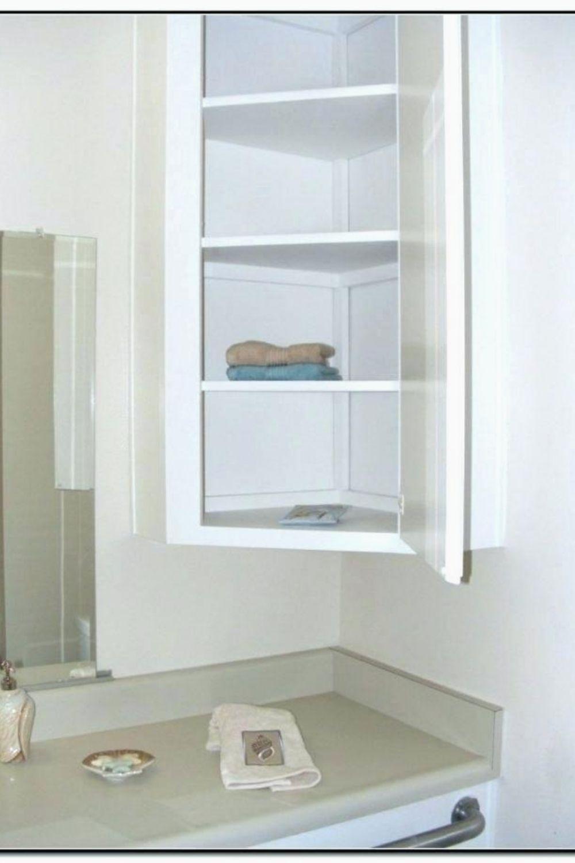 42+ Bathroom wall cabinet vanity ideas