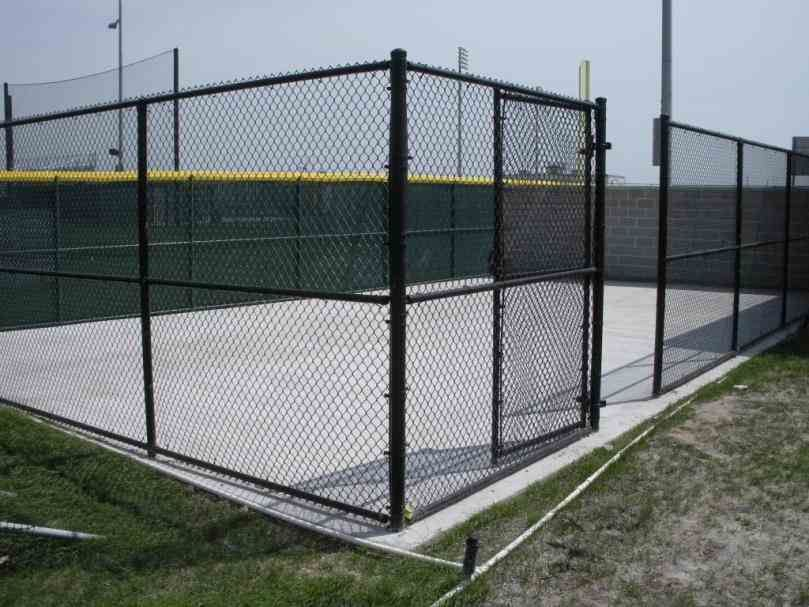 8 Ft Chain Link Fence Gate Chain Link Fence Vinyl Fence Black Chain Link Fence