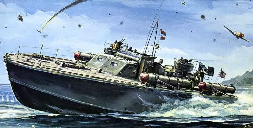 Pin by Rocketpack Man on US NAVY PT BOATS OF WORLD WAR 2 ...