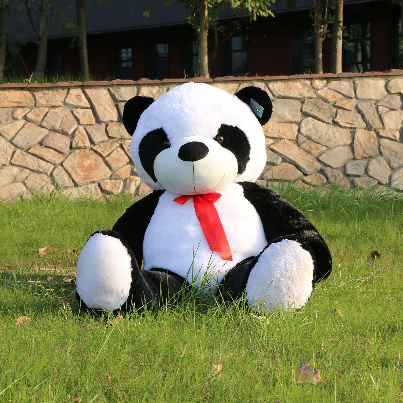 Joyfay Giant 47 Giant Panda Bear Stuffed Plush Toy Christmas Gift 120cm Giant Panda Bear Panda Bear Giant Panda [ 1500 x 1500 Pixel ]