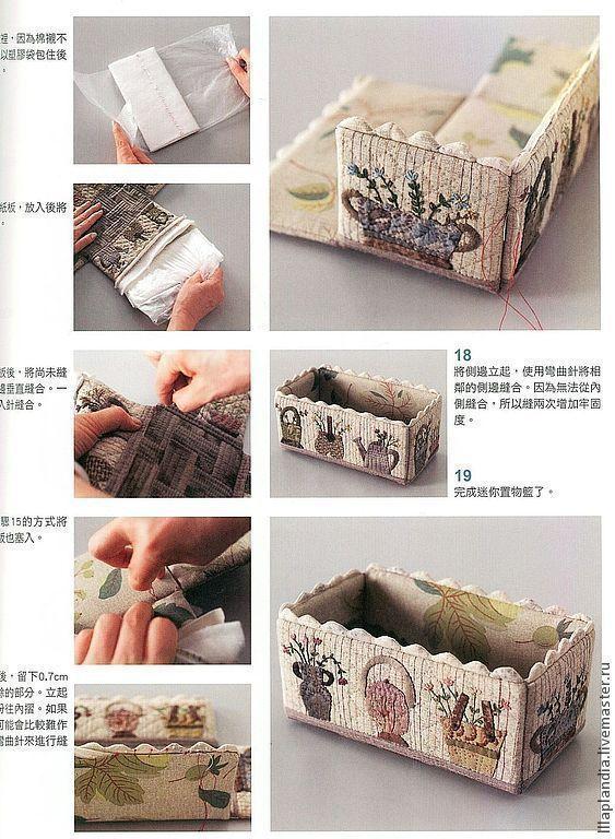 Купить Книга-самоучитель по японскому пэчворку - кремовый, пэчворк, лоскутное шитье, ткани для рукоделия