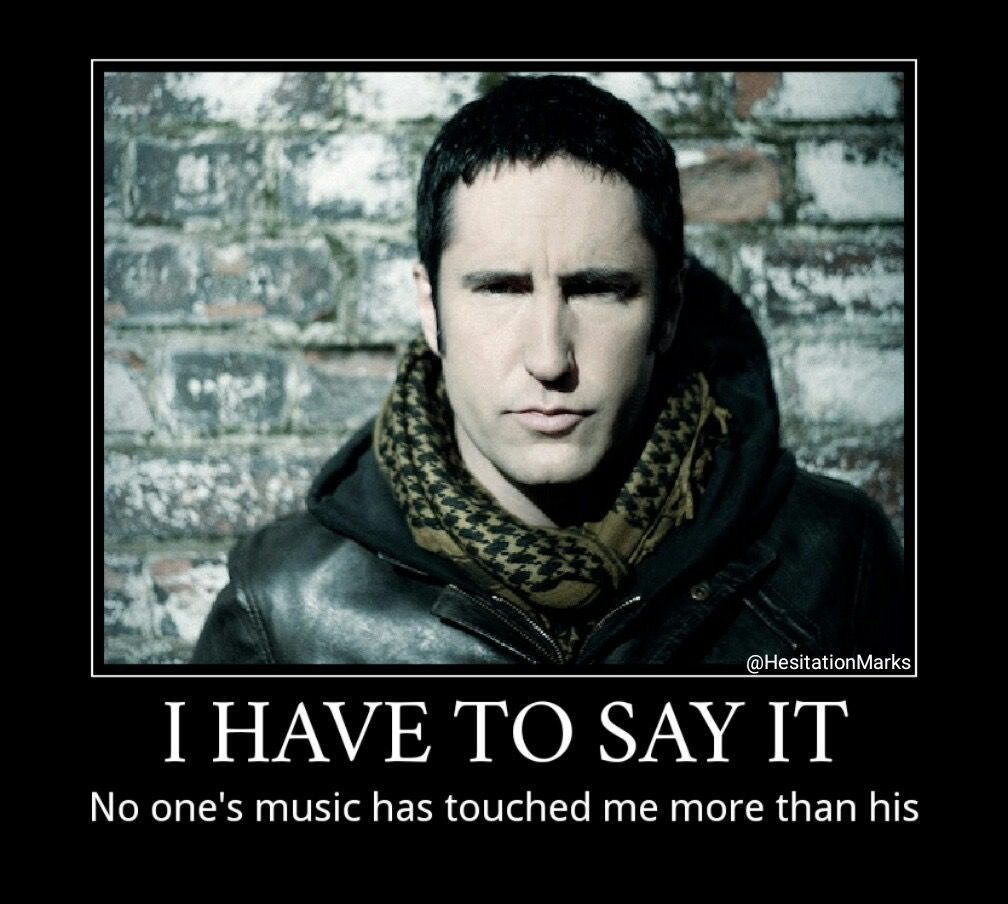 NIN - Trent Reznor - Nine Inch Nails | Nine Inch Nails: The Noise ...