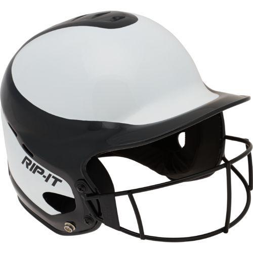 Rip It Fit Gloss Fast Pitch Helmet With Vision Pro In 2019 Softball Helmet Softball Baseball Equipment