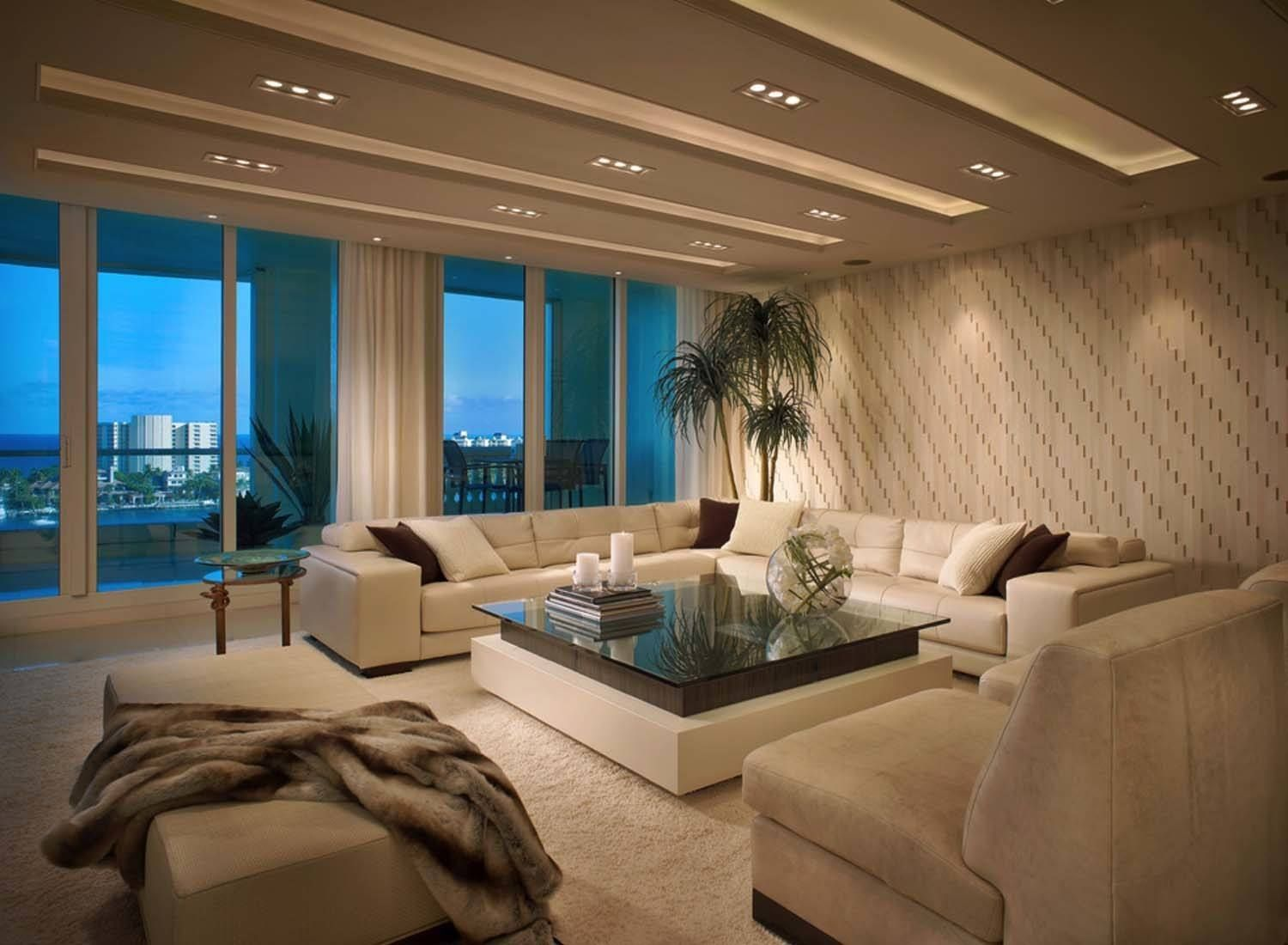 15 Refined And Modern Living Room Ideas Living Room Furniture