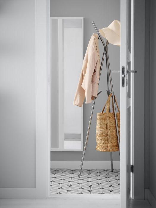 knippe kapstok vernikkeld kapstok en ikea. Black Bedroom Furniture Sets. Home Design Ideas