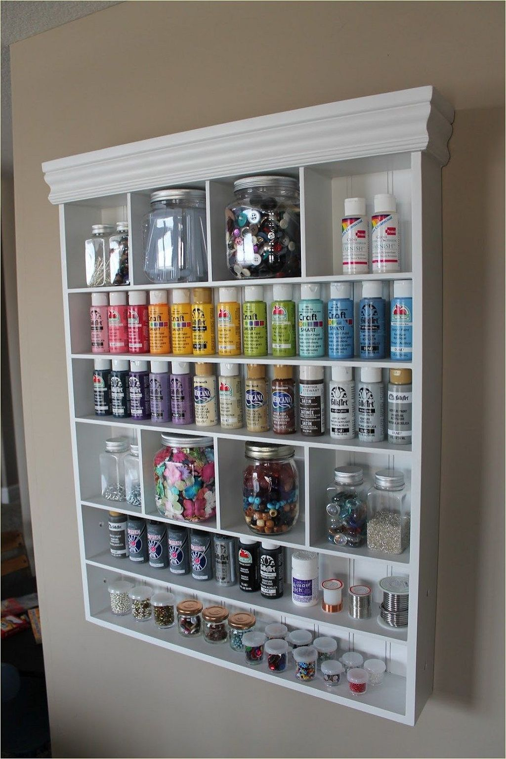 Best 45 Craft Room Storage Cabinets Ideas images