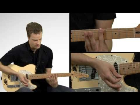 Contemporary Worship Chord Progressions - Guitar Lesson