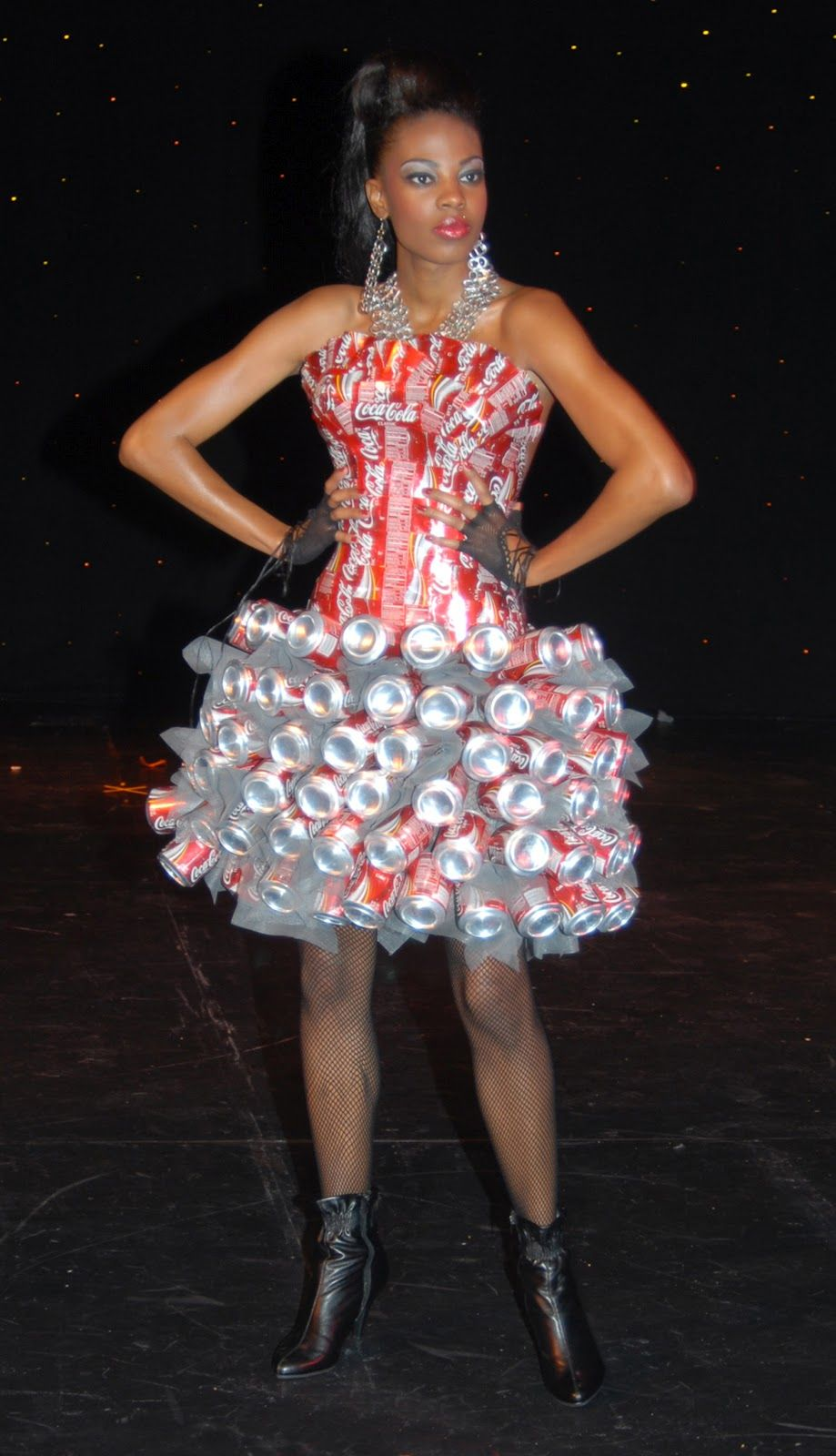 Recyclable Fashion: Trash Fashion - Google Search