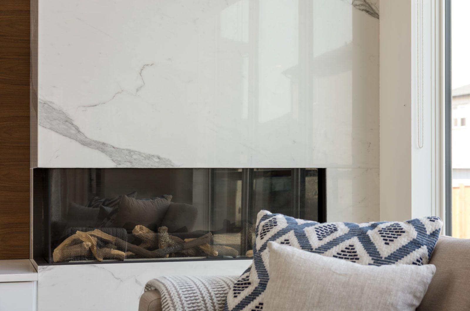Northern Lights Interior Design Portfolio Winnipeg Marble Fireplace Interior Design Living Room Designs Design