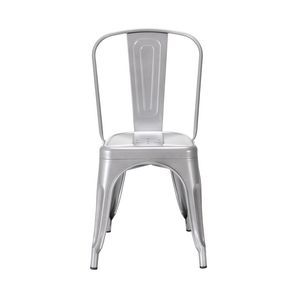 Inabox Colombo Steel Chair Silver fice Works
