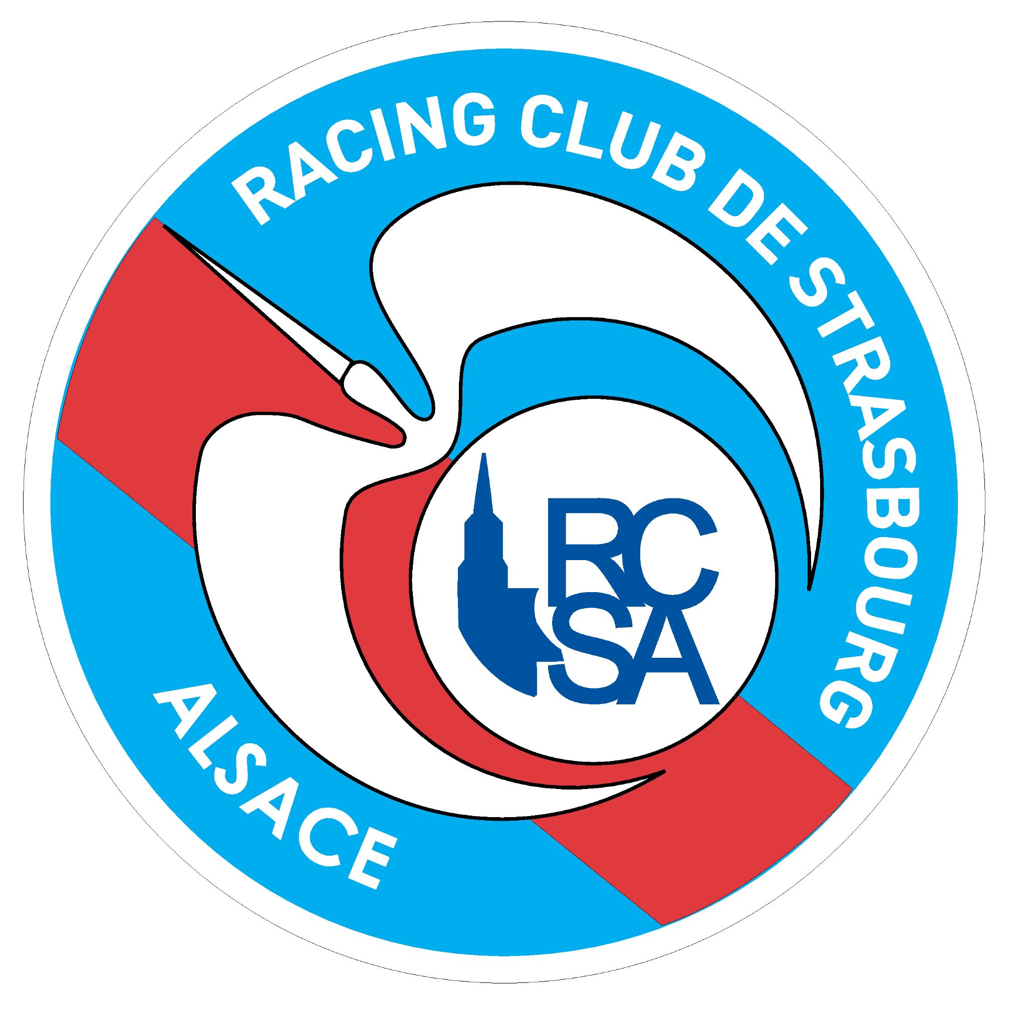 RC Strasbourg Alsace, Championnat National, Strasbourg