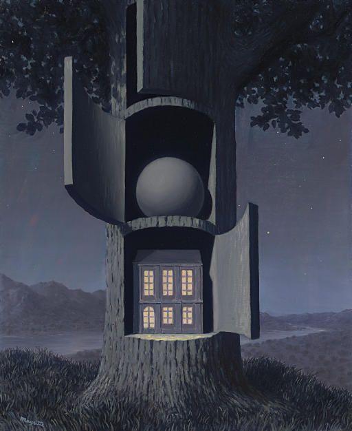 Rene Magritte La Voix Du Sang 1947 Rene Magritte Magritte Art Magritte