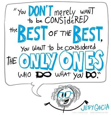 The goal isn't to be better than competitors, it's to obsolete them. show less