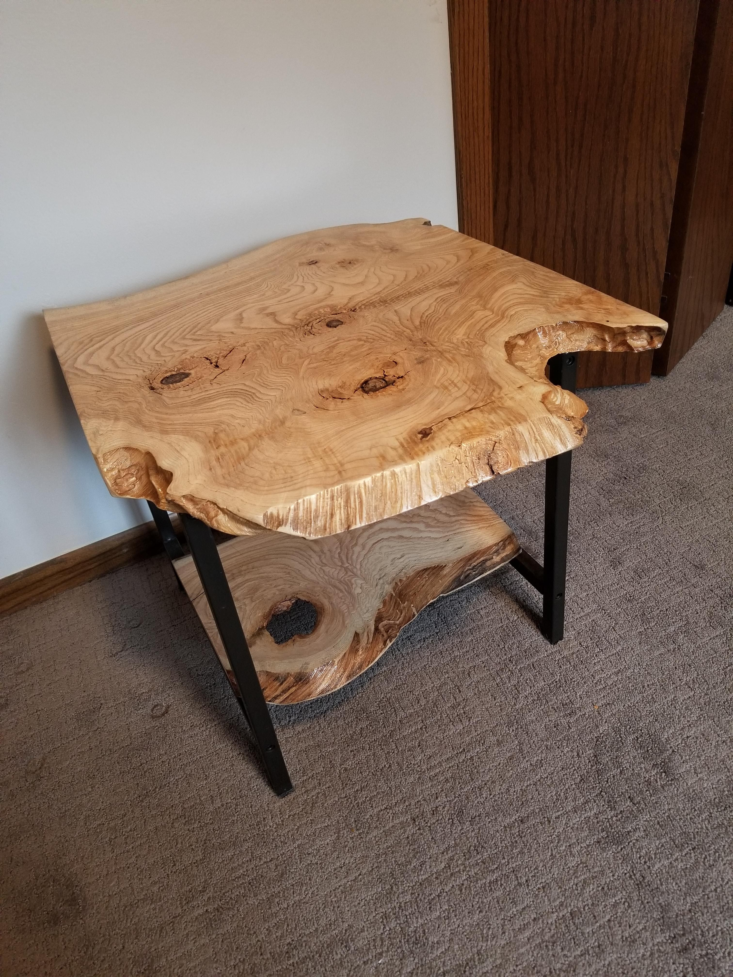 Ash nightstand I made What do you guys think Personally my