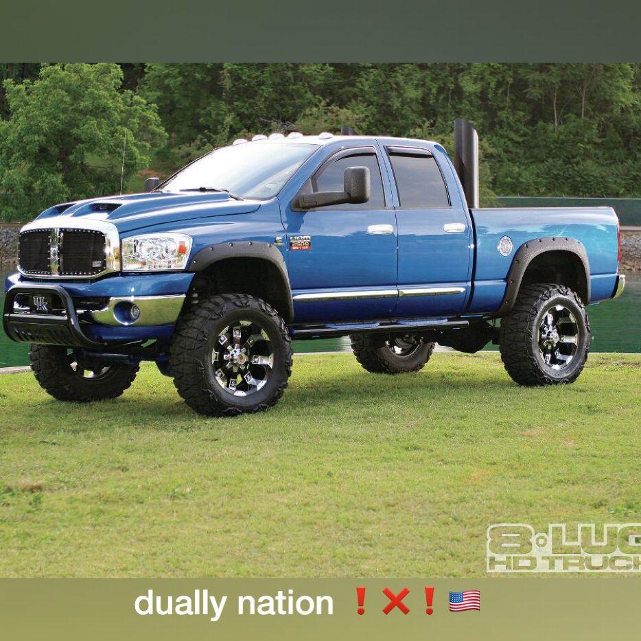 Dodge 2500 Decked Out Trucks Chrysler Trucks Diesel Trucks