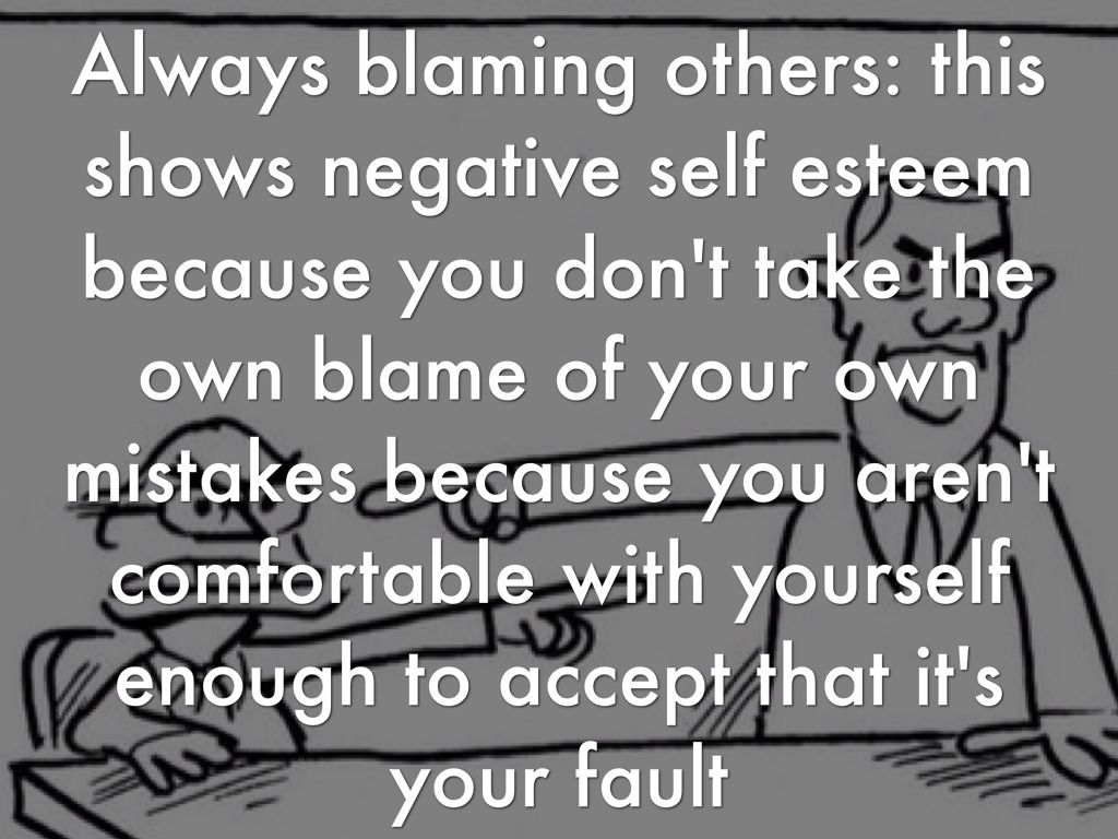 Always Blaming Others And Complaining These Types Find Themselves