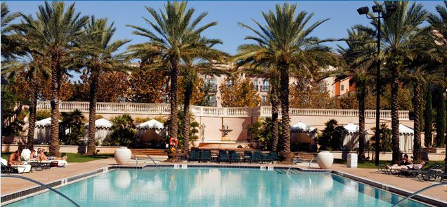 Amazing Loews Portofino Bay Hotel At Universal Orlando®. Located At Universal  Orlando® Resort,